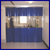 Fabric curtains Partitions
